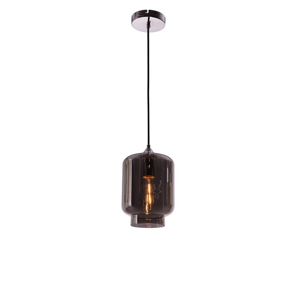 Living District Collins Collection Smoke Pendant