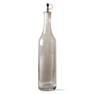 TAG Bubble Glass Oil Bottle