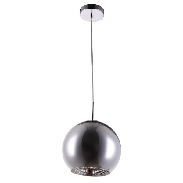 Living District Reflection Collection Chrome Pendant