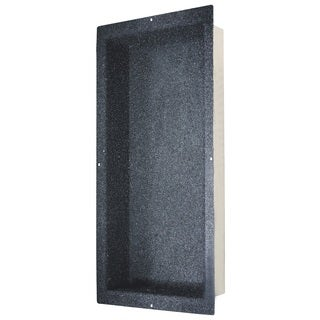 Dawn® Stainless Steel Shower Niche with One Stainless Steel Support Plate