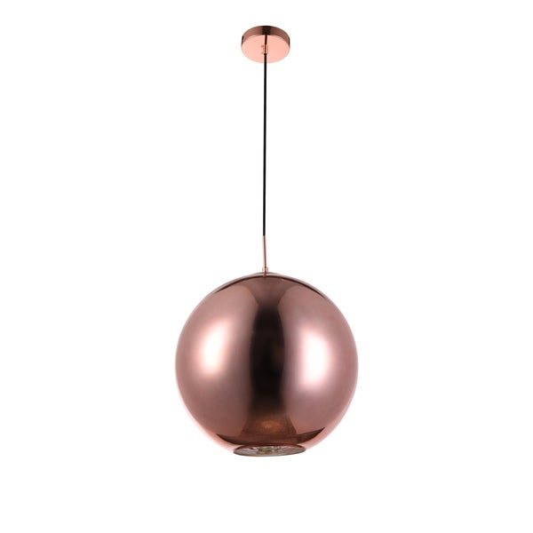 Living District Reflection Collection Copper Pendant