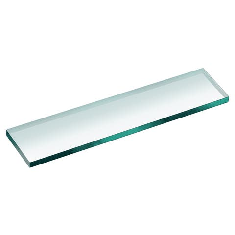 Dawn Glass Support Plate for Shower Niche