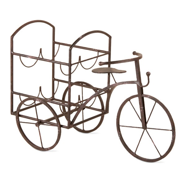 TAG Lorry Tricycle Wine Rack