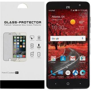 Insten Tempered Glass LCD Screen Protector Film Cover For ZTE Blade Spark/ Grand X 4 Z956