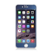 Insten Blue Clear Tempered Glass LCD Screen Protector Film Cover For Apple iPhone 6/ 6s
