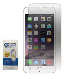 Insten LCD Clear Tempered Glass Screen Protector Film Cover For Apple iPhone 6/ 6s