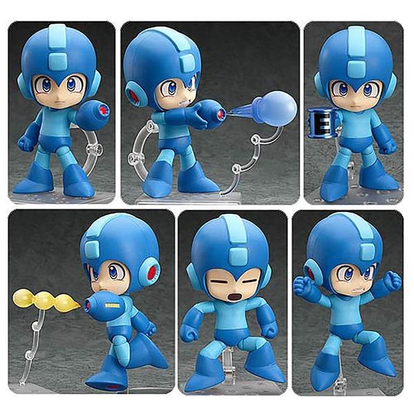 Good Smile Nendoroid Capcom Megaman Vinyl Figure