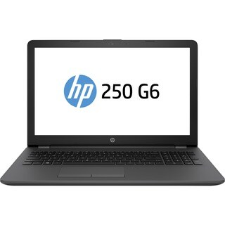"HP 250 G6 15.6"" LCD Notebook - Intel Core i3 (6th Gen) i3-6006U Dual-"