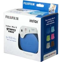 Fujifilm Groovy Carrying Case Camera - Cobalt Blue