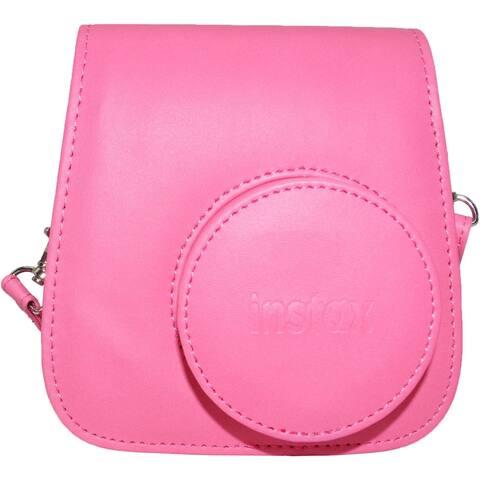 Fujifilm Groovy Carrying Case Camera - Flamingo Pink