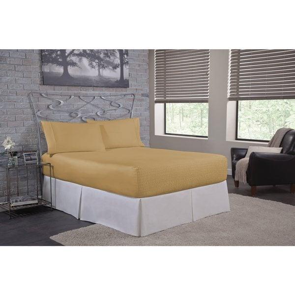 Bed Tite Deep Pocket 500 Thread Count Sheet Set