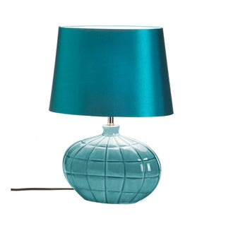Koehler Home Decor Turquoise Table Lamp