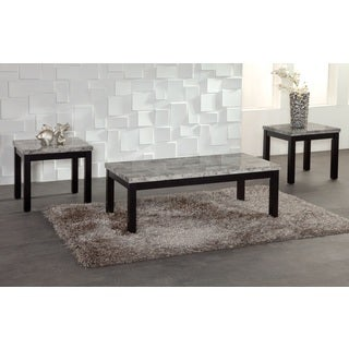 Bernards Zeus Occasional Tables (Set of 3)