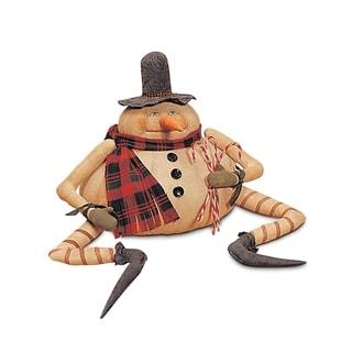 Chester Snowman Figurine