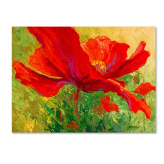 Marion Rose 'Red Poppy I' Canvas Art