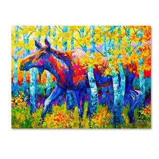 Marion Rose 'Autumn Queen' Canvas Art