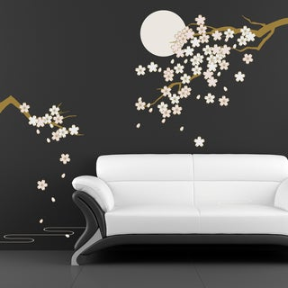 WS8041 - Cherry Blossom Under Moonlight