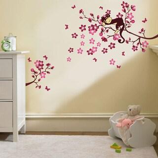 WS5033 - Pink Monkey Tree
