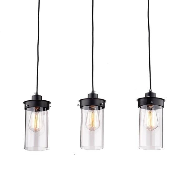Shop Eden Light Kitchen Island Pendant Free Shipping Today - Three light pendant kitchen