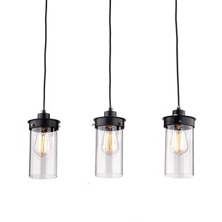 Eden 3-Light Kitchen Island Pendant