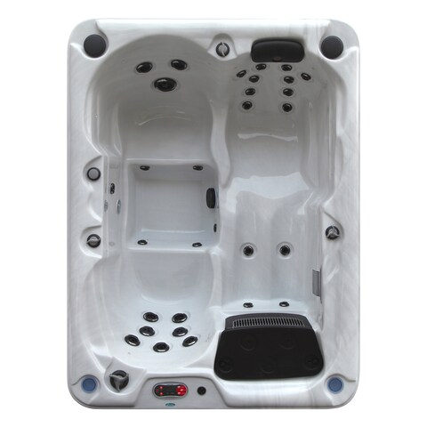 Canadian Spa Quebec Plug & Play 29-Jet Hot Tub