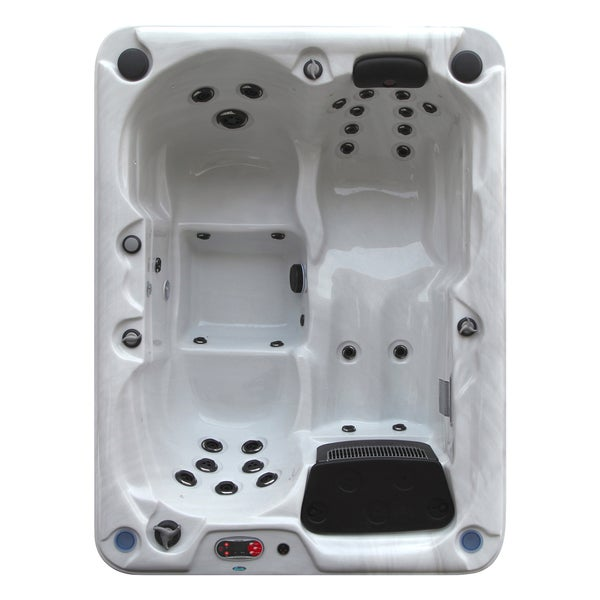 Canadian Spa Quebec Plug & Play 29-Jet Hot Tub