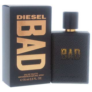 Diesel Bad Men's 2.5-ounce Eau de Toilette Spray