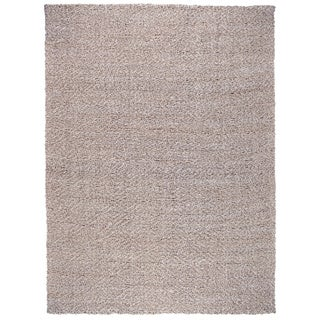 Kosas Home Everett Hand-Loomed Silver and Bleached Jute Rug (5' x 8')