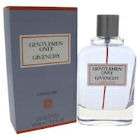Givenchy Gentlemen Only Casual Chic Men's 3.3-ounce Eau de Toilette Spray
