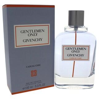 Givenchy Gentlemen Only Casual Chic Men's 3.3-ounce Eau de Toilette Spray