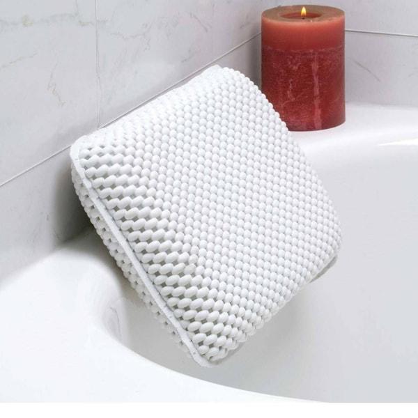 Synthetic Fiber Bath Pillow