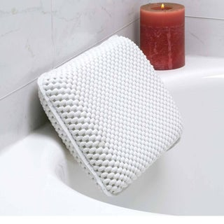 Synthetic Fiber Bath Pillow