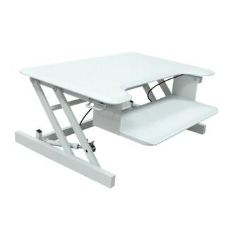 Soges Standing Desk Desk Converter Standup Desks Monitor Stand Workstation Sit Stand Up Riser Desk Computer Desk