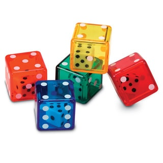 Learning Resources Dice in Dice Smart Pack