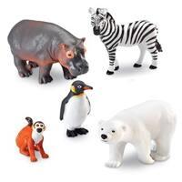 Jumbo Zoo Animals
