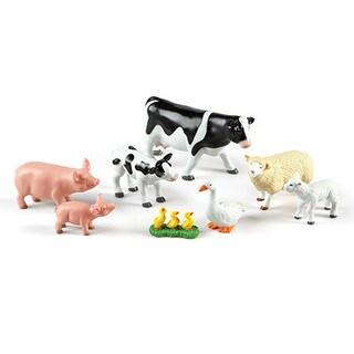 Jumbo Farm Animals: Mommas and Babies