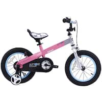 Buttons Kids Bike, 18 inch wheels, Matte Pink