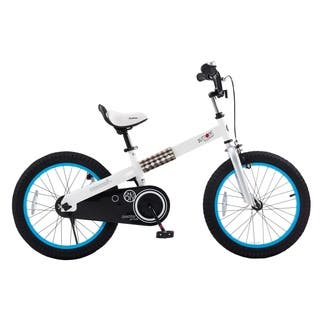 Buttons Kids Bike, 18 inch wheels, Blue|https://ak1.ostkcdn.com/images/products/16179271/P22553056.jpg?impolicy=medium