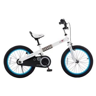 Buttons Kids Bike, 18 inch wheels, Blue