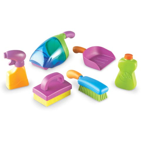 Learning Resources New Sprouts Clean It!