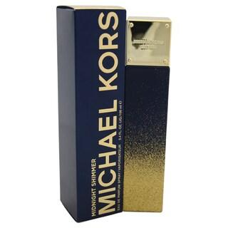 Michael Kors Midnight Shimmer Women's 3.4-ounce Eau de Parfum Spray