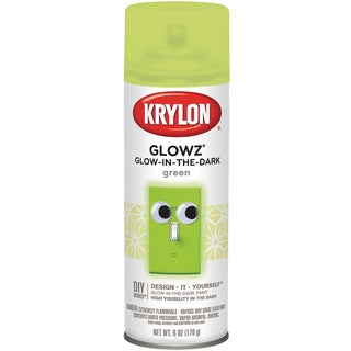 Glowz Aerosol Spray 6oz-Green