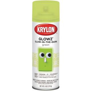 Glowz Aerosol Spray 6oz-Green