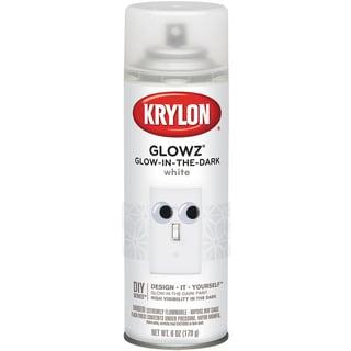 Glowz Aerosol Spray 6oz-White