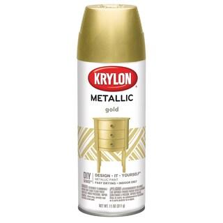 Metallic Spray Paint 11oz-Gold