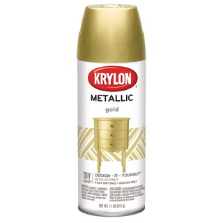 Metallic Spray Paint 11oz-Gold