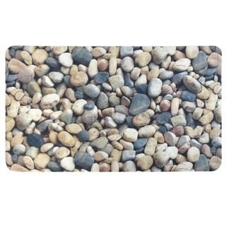 Pebbles Printed Tub Mat (16 x 27)