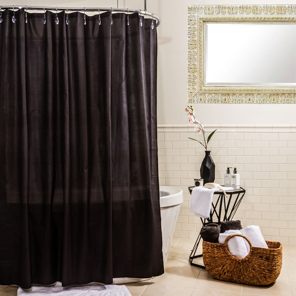 Water Proof Microfiber Shower Curtain or Liner (70 x 72)