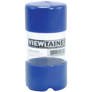 "Viewtainer Slit Top Storage Container 2""X4""-Blue (Option: Blue)"