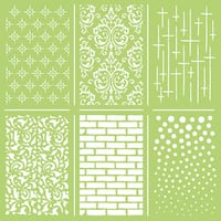 "Kaisercraft Designer Template 12""X12""-Mini Mix"